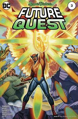 Future Quest Vol. 1 #3