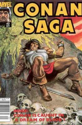 Conan Saga (Comic-book) #42