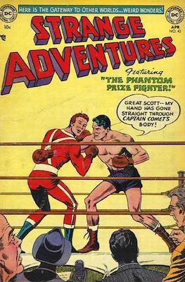 Strange Adventures (Comic Book) #43