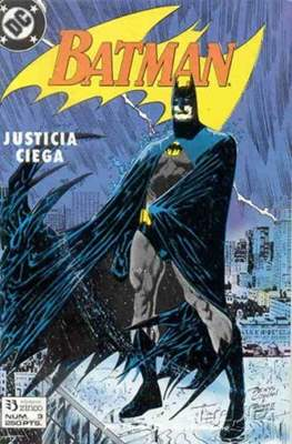 Batman. Justicia ciega (Grapa) #3