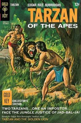 Tarzan (Comic-book) #173