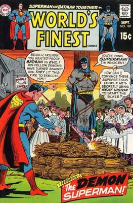 World's Finest Comics (1941-1986) (Grapa) #187