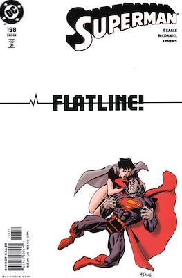 Superman Vol. 2 (1987-2006) (Comic Book) #198