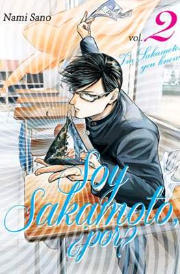 Soy Sakamoto, ¿por? (Rústica con sobrecubierta) #2