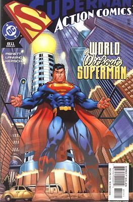 Action Comics Vol. 1 (1938-2011; 2016-) (Comic Book) #811