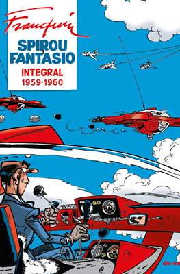 Spirou y Fantasio - Integral (Cartoné 224-264 pp) #7