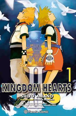 Kingdom Hearts II (Rústica con sobrecubierta) #1