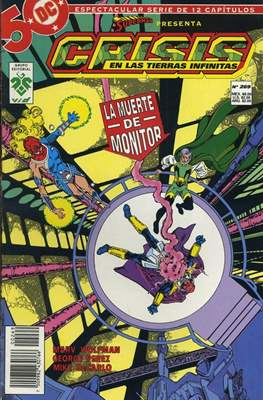 Supermán (1986-2001) (Grapa) #269