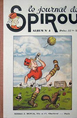 Spirou. Recueil du journal (Cartonné) #4