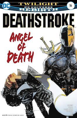 Deathstroke Vol. 4 (2016- ) (Comic-book) #16