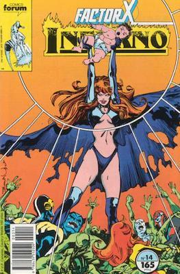 Inferno (1989-1991) (Grapa. 17x26. 32 páginas. Color.) #14