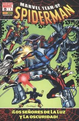 Marvel Team-Up Spiderman Vol. 2 (2007-2010) #1
