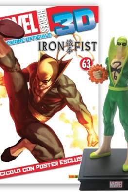 Marvel Héroes 3D - Colección Oficial (Grapa) #46