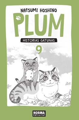 Plum. Historias Gatunas (Rústica con sobrecubierta) #9