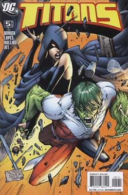 Titans Vol. 2 (2008-2011) #5