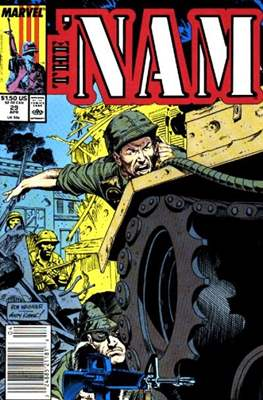The 'Nam Vol 1 (Comic-book.) #29