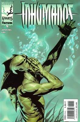 Inhumanos (1999-2000). Marvel Knights (Grapa 24 pp) #9