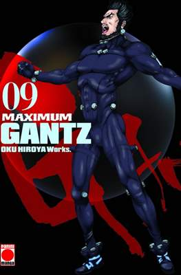 Maximum Gantz #9