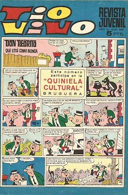Tio Vivo. 2ª época (1961-1981) (Grapa) #367