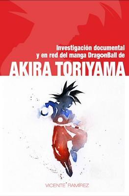 Investigación del manga Dragon Ball de Akira Toriyama (Rústica 258 pp) #