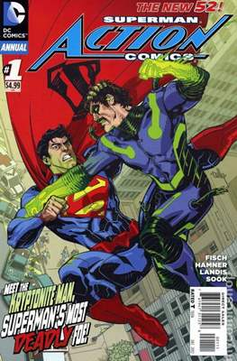 Action Comics Vol. 2 Annual (2012-2014)
