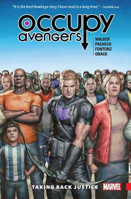 Occupy Avengers (Softcover 136-112 pp) #1