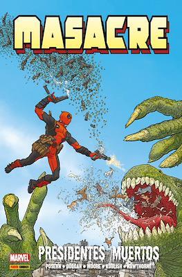 Masacre de Gerry Duggan. Marvel Omnibus (Cartoné) #1