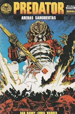 Predator. Arenas sangrientas #1