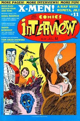 David Anthony Kraft's Comics Interview #11