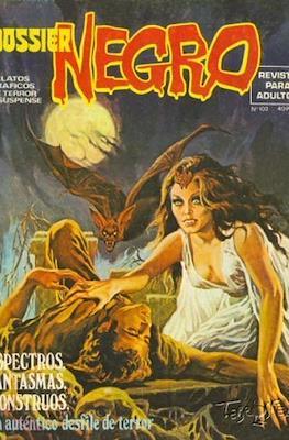 Dossier Negro (Rústica y grapa [1968 - 1988]) #102