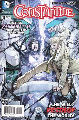 Constantine (2013-2015) (Comic-book) #11