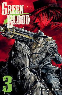 Green Blood (Rústica con sobrecubierta) #3