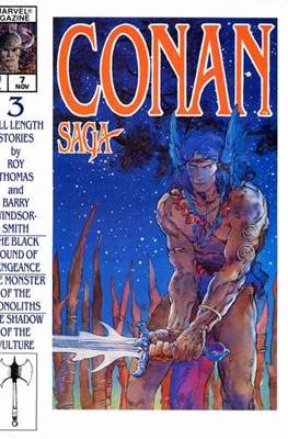 Conan Saga (Comic-book) #7