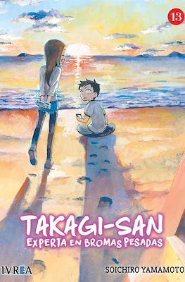 Takagi-san: Experta en bromas pesadas #13