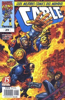Cable Vol. 2 (1996-2000) (Grapa 24 pp) #29
