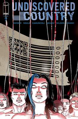 Undiscovered Country (Comic Book) #7