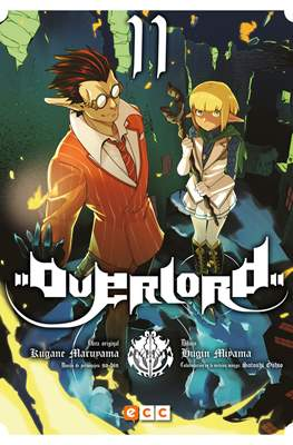 Overlord (Rústica con sobrecubierta) #11