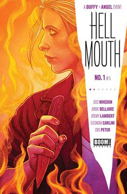 Hellmouth - A Buffy and Angel Event (Comic Book 32 pp) #1