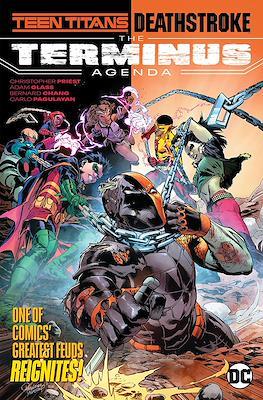 Teen Titans/Deathstroke: The Terminus Agenda (2019)
