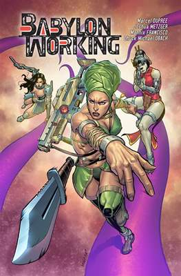 Babylon Working (Comic Book) #2