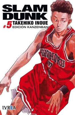 Slam Dunk - Edición Kanzenban (Rústica con sobrecubierta) #5