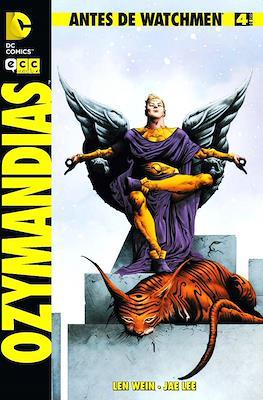 Antes de Watchmen: Ozymandias #4