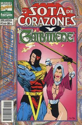 Poderes Cósmicos (1994-1995) Vol. 1 (Grapa, 48 páginas) #3