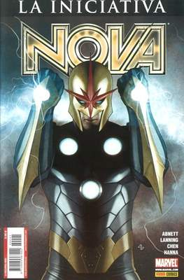 Nova: La Iniciativa (2008)