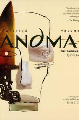 The Annotated Sandman (Hardcover 560-616-520 pp) #2
