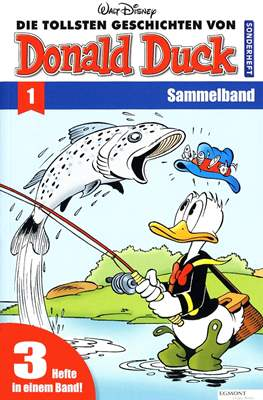 Die tollsten Geschichten von Donald Duck Sonderheft Sammelband