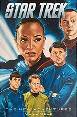Star Trek: The New Adventures (Softcover) #3