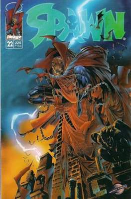 Spawn Vol. 1 (1994-2002) (Grapa 24-48 páginas) #22