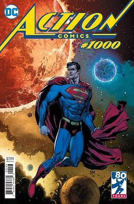 Action Comics Vol. 1 (1938-2011; 2016-... Variant Covers) (Comic Book) #1000.29
