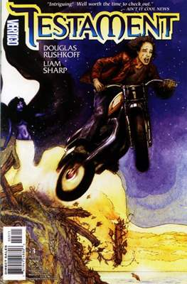 Testament (Comic-Book) #3